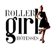 Roller girl hotesses - Street Diffusion